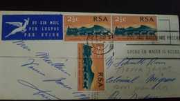 O) 1970 SOUTH AFRICA, CENTENARY OF SOUTH AFRICAN  POSTAGE STAMPS - STAGECOACH  2 1/2c, WATER CANCELLATION, XF - South Africa (1961-...)