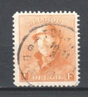 Belgium 1919 Mi 155 Canceled - 1915-1920 Albert I