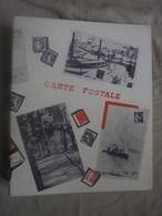 Vintage - Classeur Pour Collection De Cartes Postales Années 70 - Supplies And Equipment