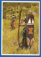 Papua Neuguinea; Mendi Warriors; Southern Highlands - Papua New Guinea