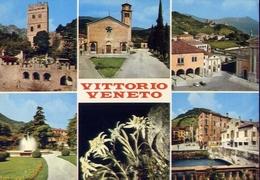 Vittorio Veneto - Treviso - Formato Grande Viaggiata – E 8 - Treviso