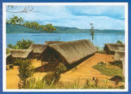 Papua Neuguinea; Tugiri Village; Lake Kutubu Southern Highlands - Papua New Guinea