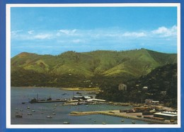 Papua Neuguinea; Yacht Anchorage; Port Moresby Harbour - Papua-Neuguinea