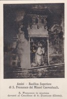 SANTINO - ASSISI - BASILICA SUPERIORE DIS. FRANCESCO DEI MINORI CONVENTUALI - Images Religieuses
