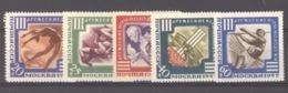 Russie :  Yv 1943-47  ** - 1923-1991 USSR