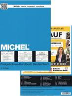 Postgebühren Handbuch Deutschland 2015 Michel Katalog New 40€ Portoübersicht AD DR AM BRD DDR Cover Catalog Germany - Germany