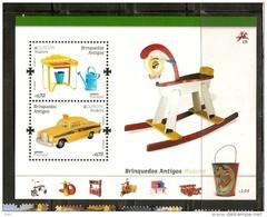 Portugal  ** & Europa, Madeira, Brinquedos Antigos 2015 (5) - 1910-... Republik