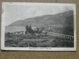 ANDORA MARINA -1925 -  PANORAMA -  -    FP-   ---BELLISSIMA  - - Italia