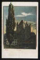 Thun. *Die Burg* Ed. Wehrli Nº 3022. Nueva. - BE Berne