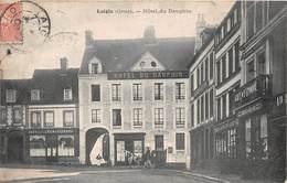 LAIGLE - L'AIGLE - Hôtel Du Dauphin - L'Aigle