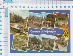 Nijmegen - Gelderland - Groeten Uit - 1981 - Nijmegen