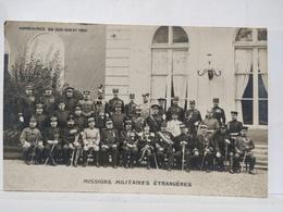 Missions Militaires Etrangères. Manoeuvre Du Sud-Ouest 1907 - Manoeuvres