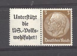 Allemagne  -  Se Tenant  :  :  Mi  W 75  ** - Zusammendrucke