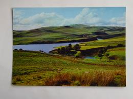 Carte Postale : WALES : Ponterwyd Reservoir, RHEIDOL VALLEY - Pays De Galles