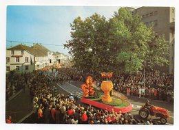 Allemagne  --  NEUSTADT -- Winzerfestzug (fête ) --- (très Animée, Char ,tracteur) - Neustadt (Weinstr.)