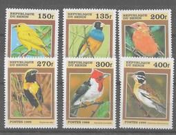 Serie De Benin Nº Yvert 862/67 ** - Benin – Dahomey (1960-...)