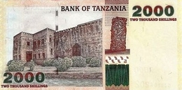 TANZANIA P. 37b 2000 S 2009 UNC - Tanzanie