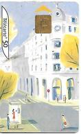 TC-a-PUBLIC-F1314A-50U-GEM2-01/04-LA VILLE 3-Utilisé-TBE- - France
