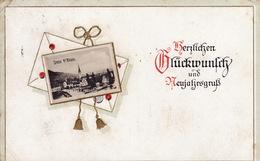 Stein Am Rhein - Herzlichen Glückwunsch Und Neujahrsgruss - SH Schaffhouse