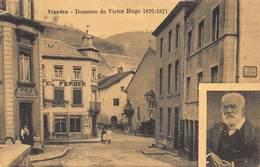 Luxembourg    Vianden   Demeure De Victor Hugo 1870-1871 Café     I 4274 - Vianden