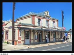 14  DIVES  Sur  MER   ...  La  Gare ... Serie  Limitee - Dives