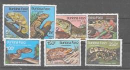 2 Series De Burkina Faso Nº Yvert 662/65 Y A-302/04 ** - Burkina Faso (1984-...)