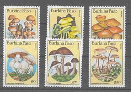 Serie De Burkina Faso Nº Yvert 676/81 ** - Burkina Faso (1984-...)