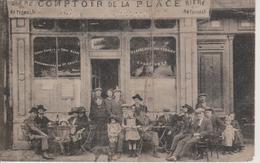 42 - SAINT ETIENNE - CAFE COMPTOIR DE LA PLACE - CHEZ FRANCOIS - Saint Etienne