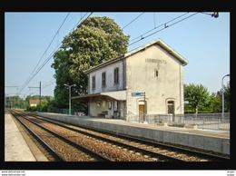 21  BRAZEY  En  PLAINE ....  La Gare - Autres Communes