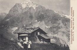 Erfrischungsstation Hertenbühl Ob Grindelwald - Weg Nach Dem Faulhorn - BE Berne
