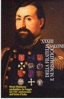 Foggia 2011 - 150° Anniv. Dell'Unità D'Italia - Moisè  Maldacea Garibaldino Di Foggia - - Geschichte