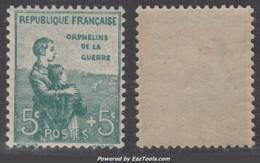 5c De La 1ère Série Orphelin Quasi Neufs ** (Y&T N° 149  Cote : ++€) - Ongebruikt