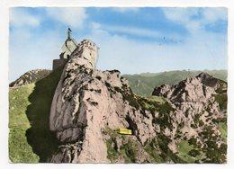 Allemagne -- WENDELSTEIN  --Wendelstein  Sommet  (1838m) - Germany