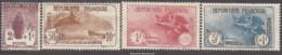 3ème Série Orphelins Neufs (*) TB (Y&T N° 229 à 232, Cote *: 210€) - Francia