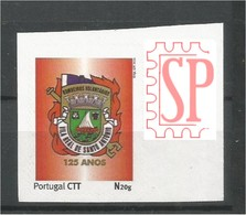 Bombeiros Voluntários De Vila Real De Santo António Algarve Portugal 2009 Selo Personalizado Pompiers Fireman Firefight - Bombero