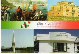 Melito Di  Porto Salvo RC)  2011 - Manifestazioni 150° Anniv. Dell'Unità D'Italia - - Geschichte