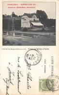 Charleroi   Exposition 1911 Concours Belles Fétes  Atrractions Ecluse De L'abbaye D'aulne   I 4311 - Charleroi