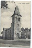 19 -Pérols -L'église- Années 1900s - Autres Communes