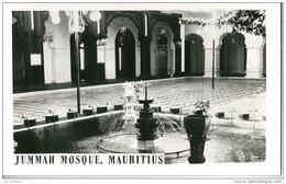 Mosquée Ile   Maurice   Port  Louis , JUMMAH  MOSQUE,  MAURITIUS - Mauritius