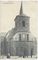 19 -Meymac- L'Eglise (animée)- Années 1900s - Autres Communes