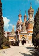 CPM - 06 - NICE - L'Eglise Russe - Monuments, édifices