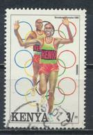 °°° KENYA - Y&T N°548 - 1992 °°° - Kenia (1963-...)