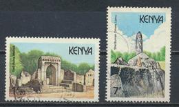 °°° KENYA - Y&T N°464/68 - 1989 °°° - Kenia (1963-...)