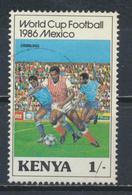 °°° KENYA - Y&T N°360 - 1986 °°° - Kenia (1963-...)