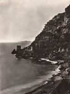 POSITANO-SALERNO-TORRE DI FORNILLO-CARTOLINA VERA FOTOGRAFIA- NON VIAGGIATA ANNO 1950-60 - Salerno