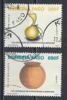 °°° BURKINA FASO - MI N°1968/69 - 2012 °°° - Burkina Faso (1984-...)