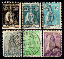 Angola-0014 - Senza Difetti Occulti - - Angola
