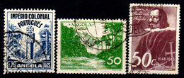 Angola-0015 - Senza Difetti Occulti - - Angola