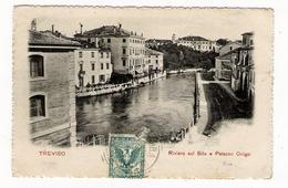 ITALIE  /  TREVISO  /  RIVIERA  SUL  SILE  E  PALAZZO  ONIGO  /  Edit.  L. ZOPPELLI - Treviso