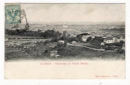 ITALIE  /  VICENZA  /  PANORAMA  DA  MONTE  BERICO  /  Edit.  ALTEROCCA  /  CPA  PRECURSEUR - Vicenza